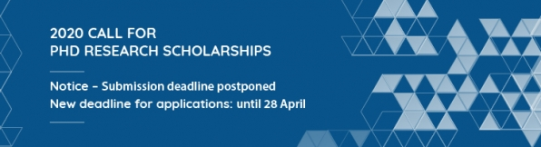 2020 Call for PhD Research Scholarships and Call for SR&TD Project Grants