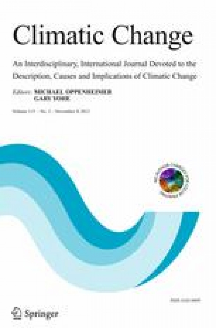 an analysis of the effects of global climate change