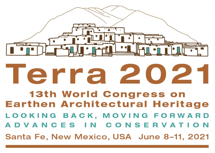 CfP: Terra 2021 - 13th World Congress on Earthen Architectural Heritage (Santa Fe, New Mexico, USA, June 8-11, 2021)