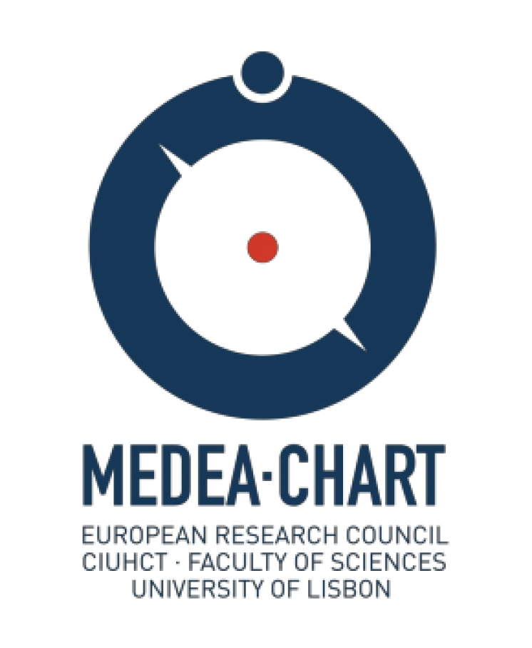 "One Special Regime Research Fellowship - European Research Council project ""MEDEA-CHART: The Medieval and Early-Modern Nautical Chart: Birth, Evolution and Use"""
