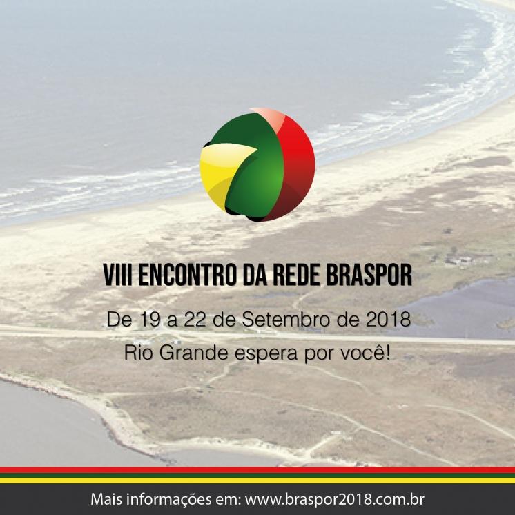 CfP: VIII Encontro da Rede BRASPOR (Rio Grande do Sul, Brasil, 19 a 22 de Setembro de 2018)